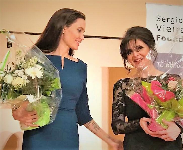 Элисо Болквадзе стала почетным гостем мероприятия ООН