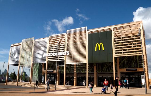 """""""McDonald's"""" открывает в Тбилиси международный центр логистики"""