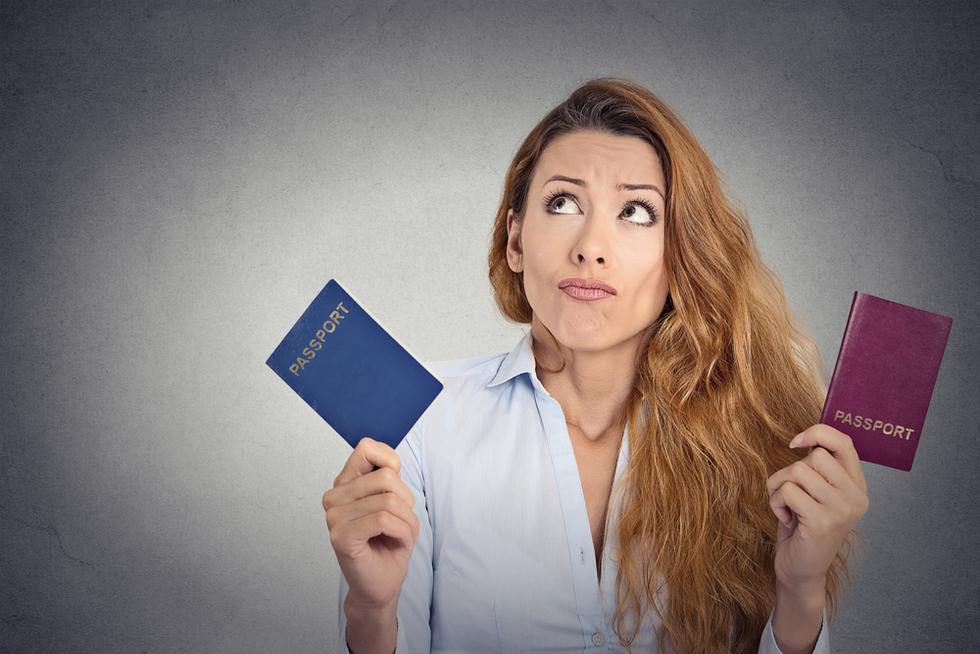 Обладатели двойного гражданства, с грузинским паспортом могут выехать в ЕС из любой страны