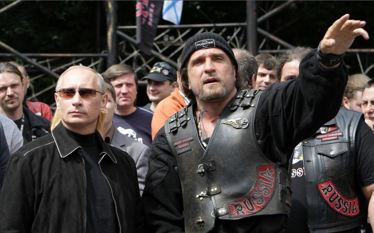 """""""Ночные волки"""" готовятся к мотопробегу по Грузии"""