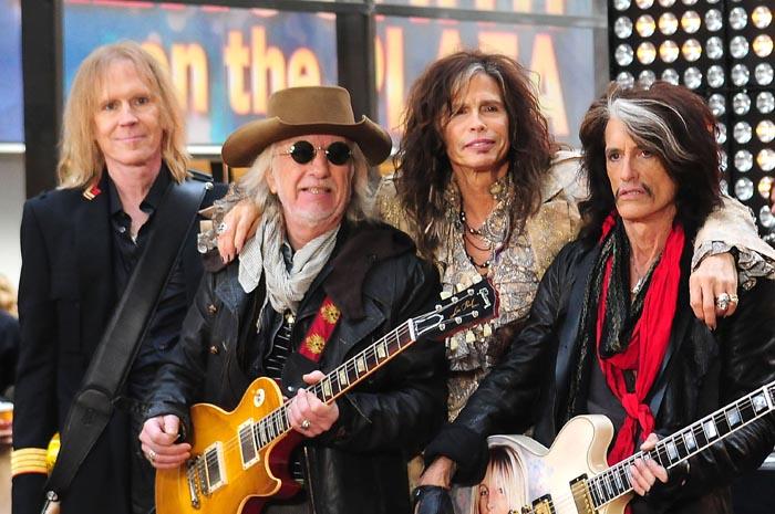 14 Aerosmith Aerosmith