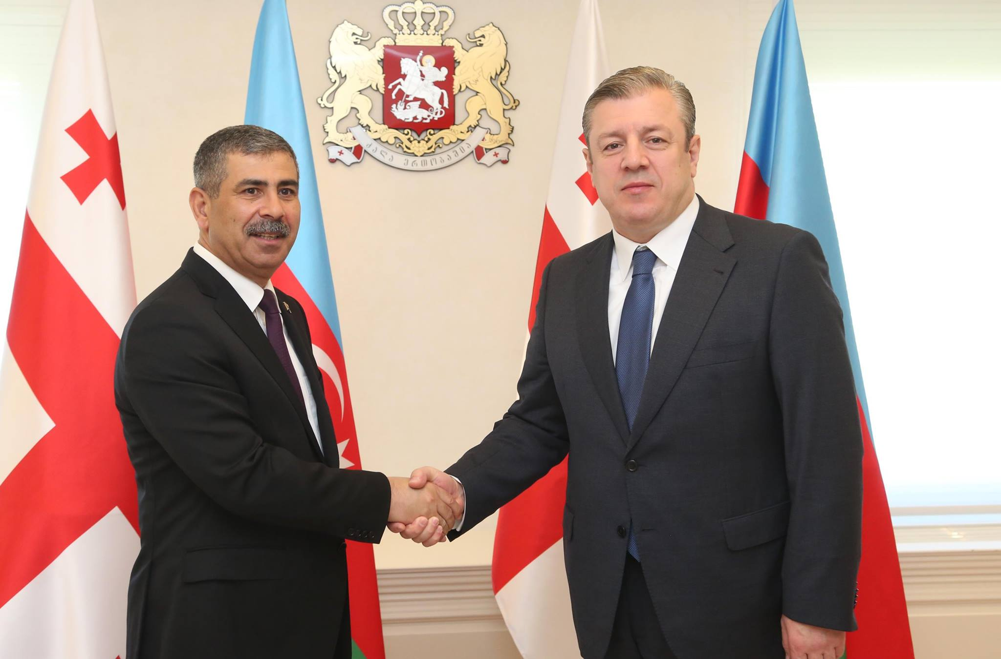 Грузия и Азербайджан укрепляют сотрудничество в военной сфере