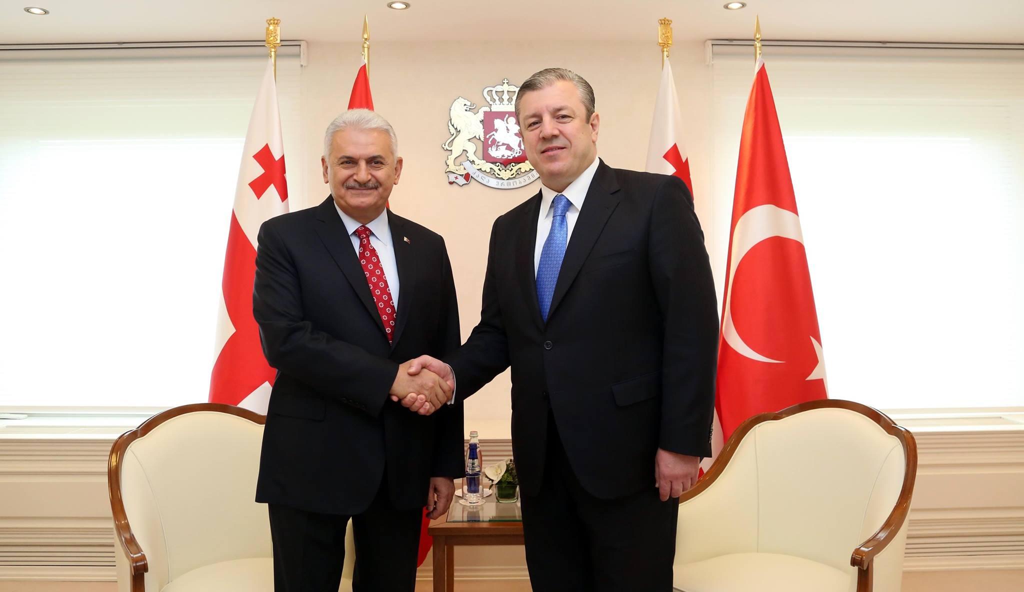 Грузия придает важное значение отношениям с Турцией