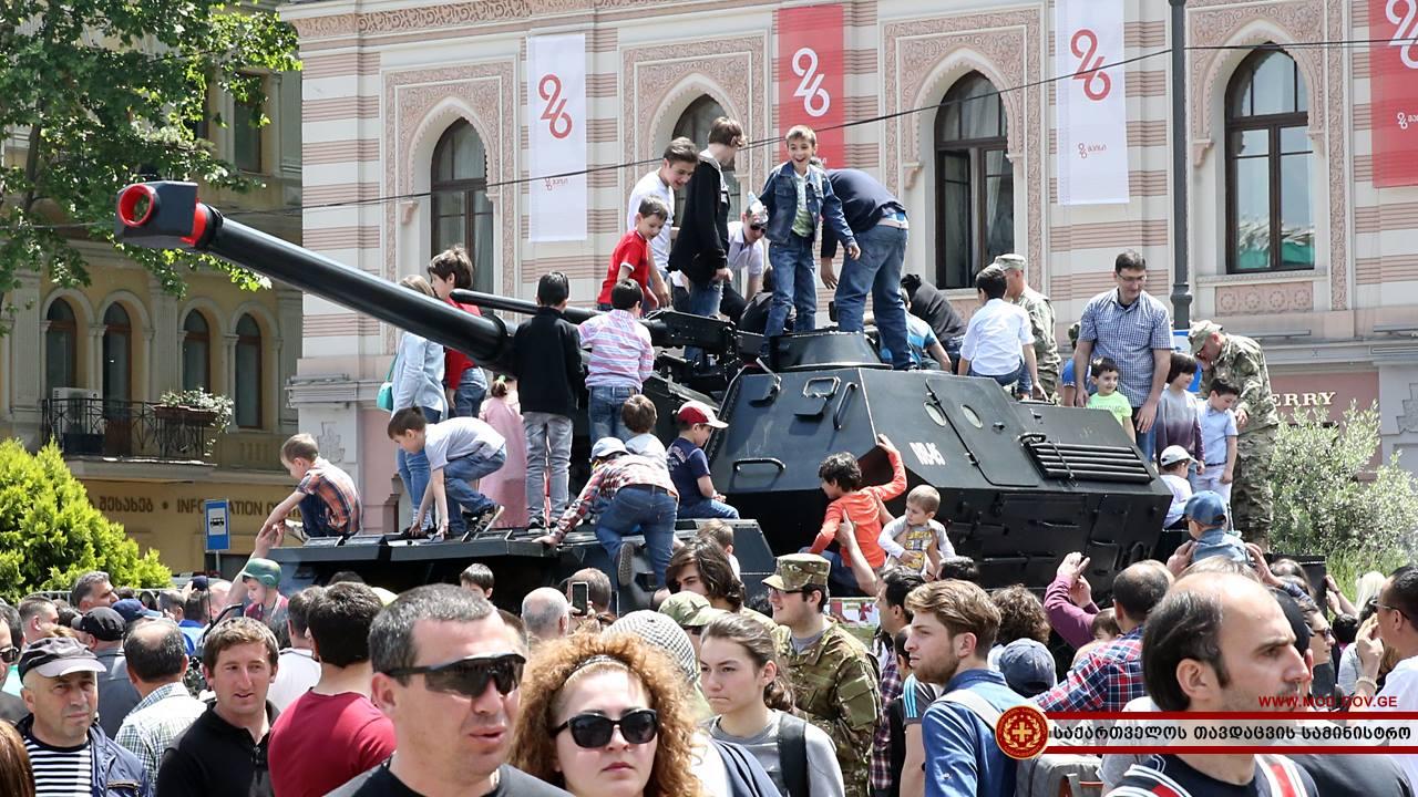 18623327 1597251696974233 3116615465364806043 o #новости Грузия, День Независимости, тбилиси