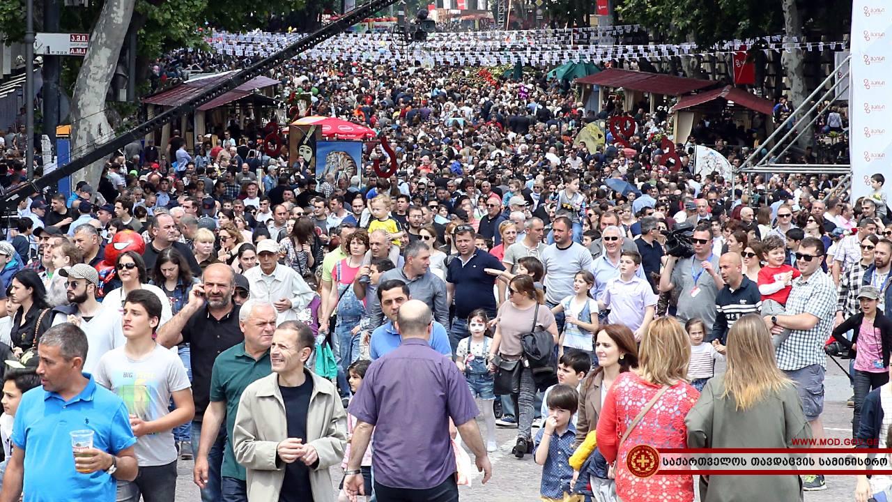 18623507 1597251793640890 1223102324649492671 o #новости Грузия, День Независимости, тбилиси