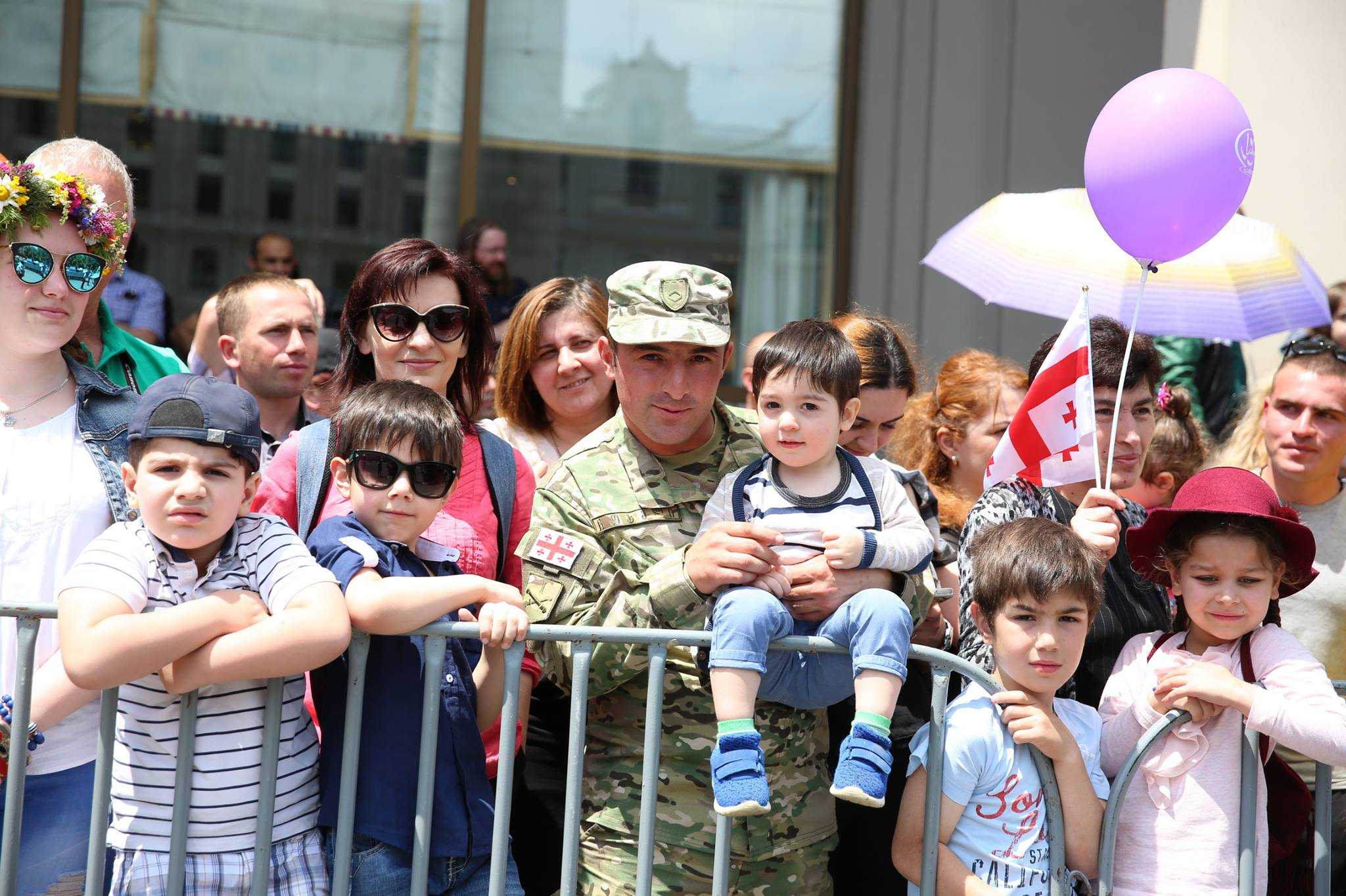 18623574 460864447591918 728798804681367478 o #новости Грузия, День Независимости, тбилиси