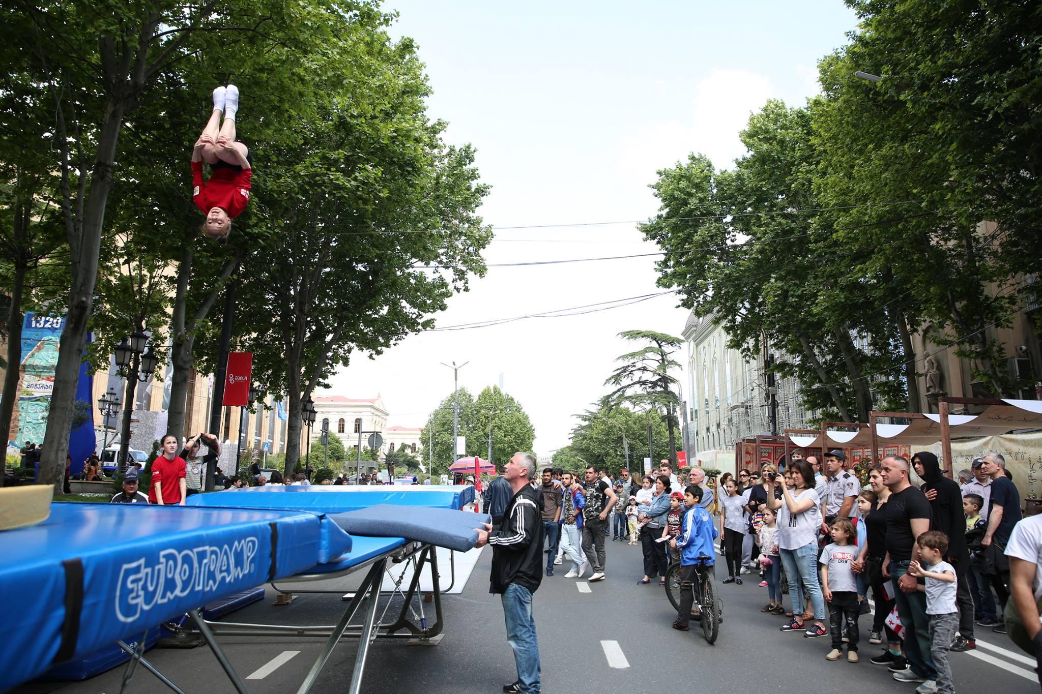 18673110 460864947591868 2054080334610553992 o #новости Грузия, День Независимости, тбилиси