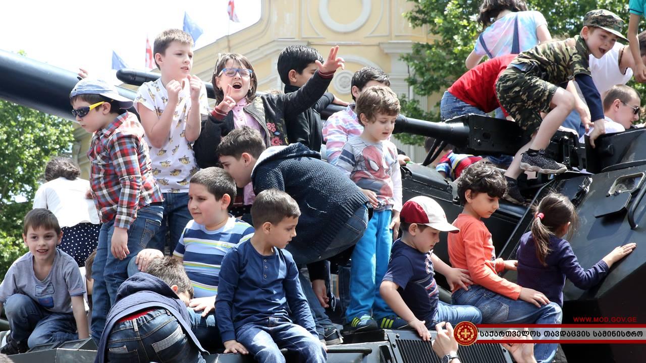 18699351 1597251393640930 8287023285384399965 o #новости Грузия, День Независимости, тбилиси