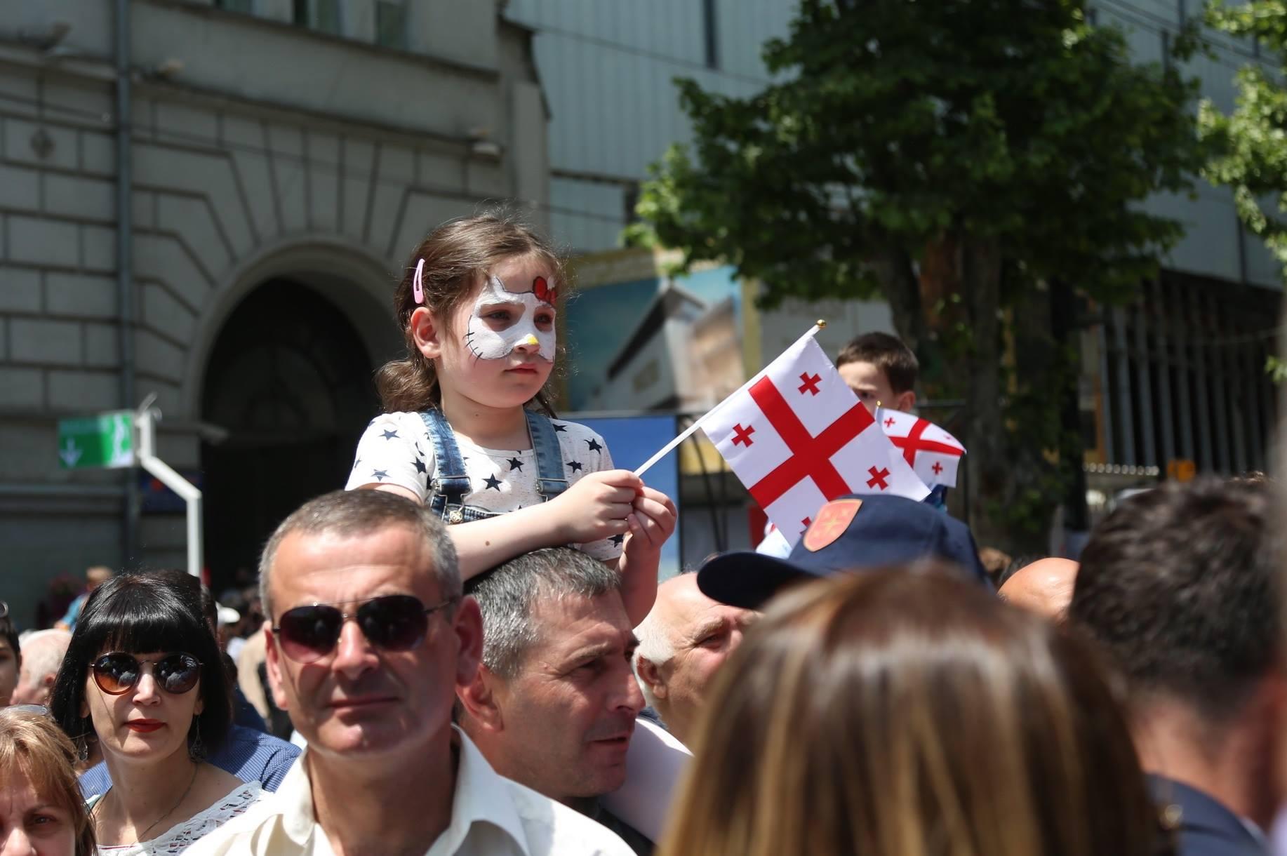18738390 460863794258650 5536340957953384833 o #новости Грузия, День Независимости, тбилиси