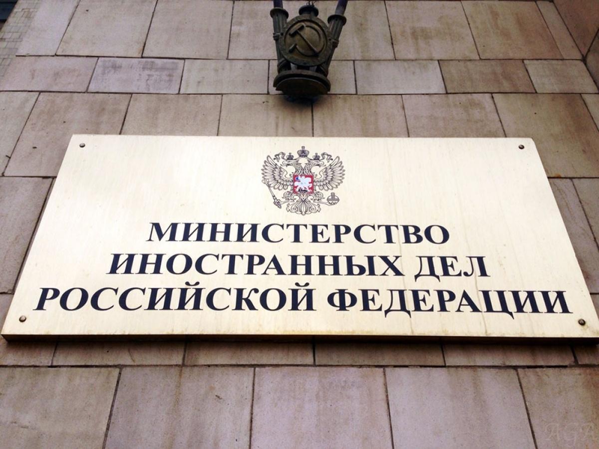 """МИД РФ назвал провокацией внесение Лужкова в """"черный список"""""""