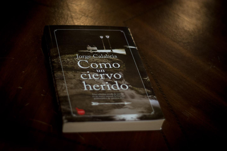 DSC 6781 Другая SOVA «Раненный олень», Грузия, детектив, книга, тбилиси, Хорхе Калабрия