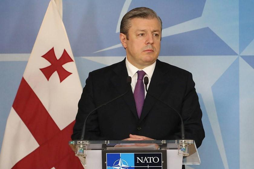 Премьер Грузии поздравил Эммануэля Макрона с победой на выборах