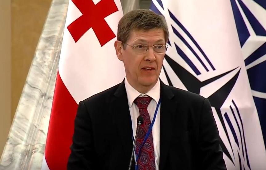 секретарь ПА НАТО Дэвид Хоббс
