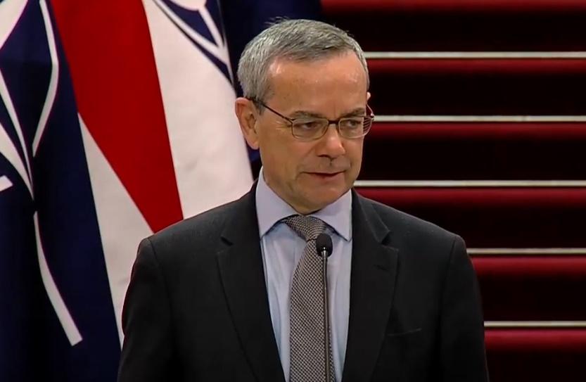 Президент ПА НАТО Паоло Алле