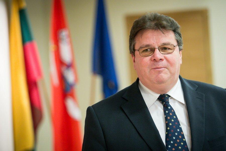 Глава МИД Литвы: никогда не теряйте дух свободы!
