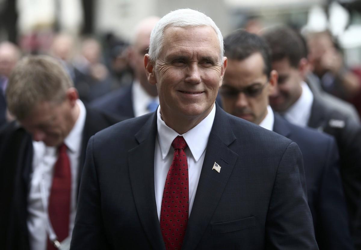 Вице-президент США Майк Пенс посетит Грузию