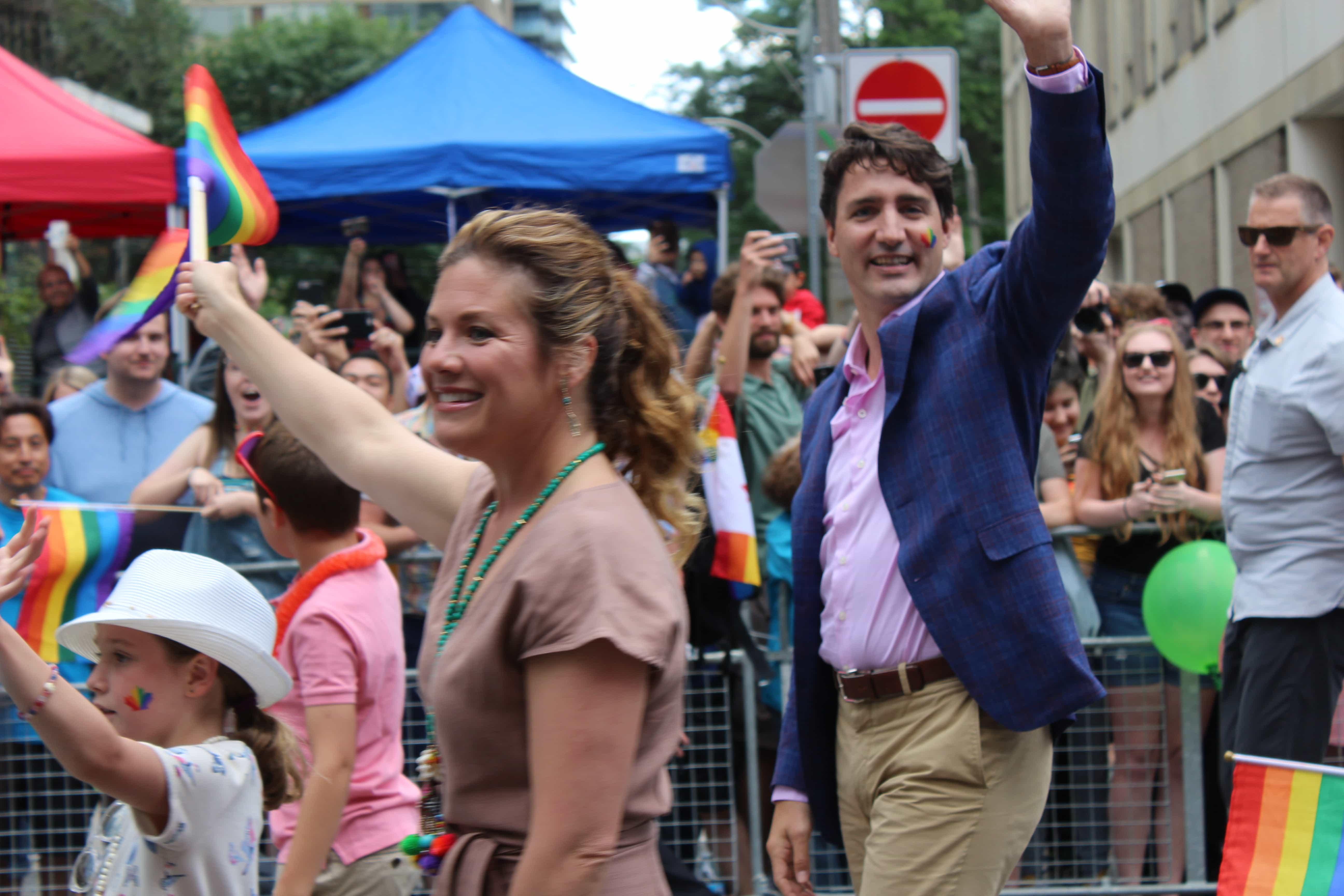 Прайд в Торонто. Фото: СОВА