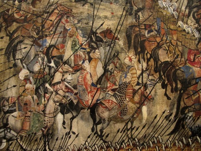 MerabAbramishvili3 #новости Christie's, Sotheby's, аукцион, грузинский художник, Мераб Абрамишвили