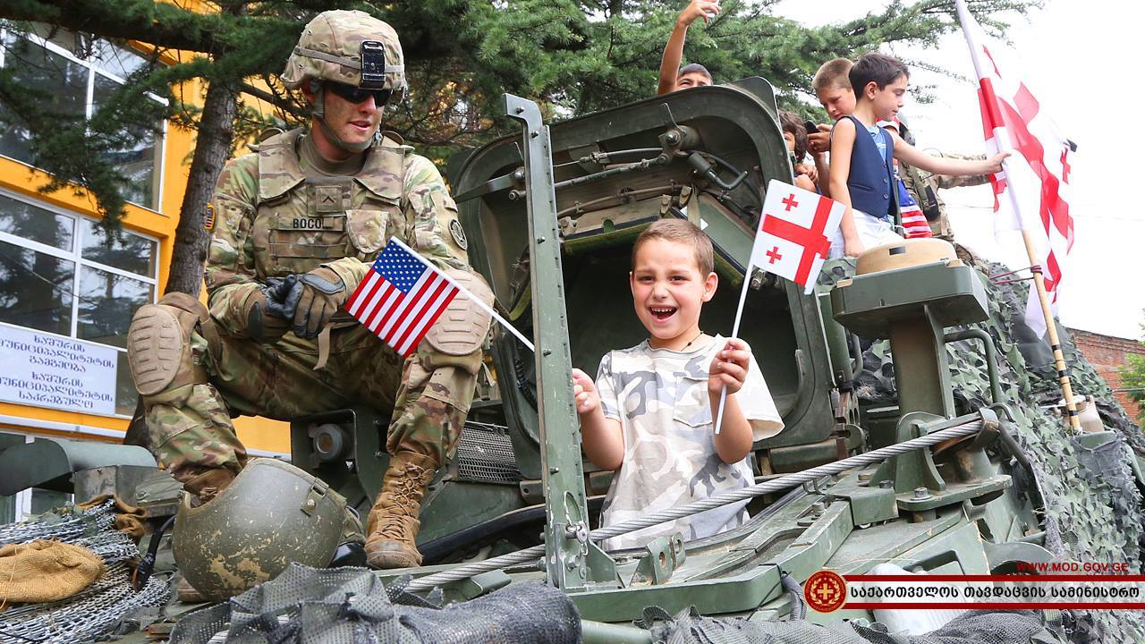 20448881 10203763481683029 3463935080165415852 o #новости Noble Partner — 2017, военная техника, Грузия, НАТО, сша, учения