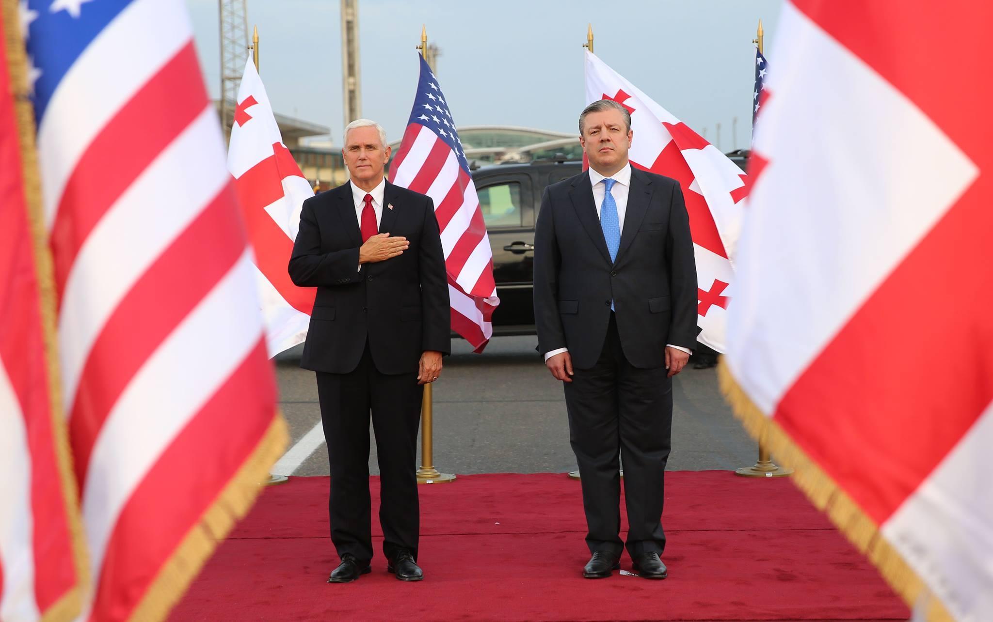 20449090 10203763824291594 928488252605485623 o #новости featured, визит, вице-президент США, Грузия, Майк Пенс