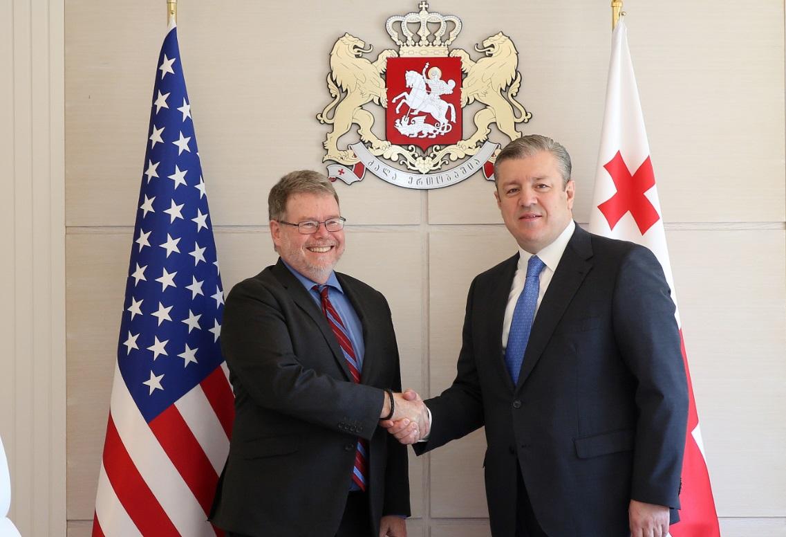 Дэн Маллен: США поддерживают проводимые в Грузии экономические реформы