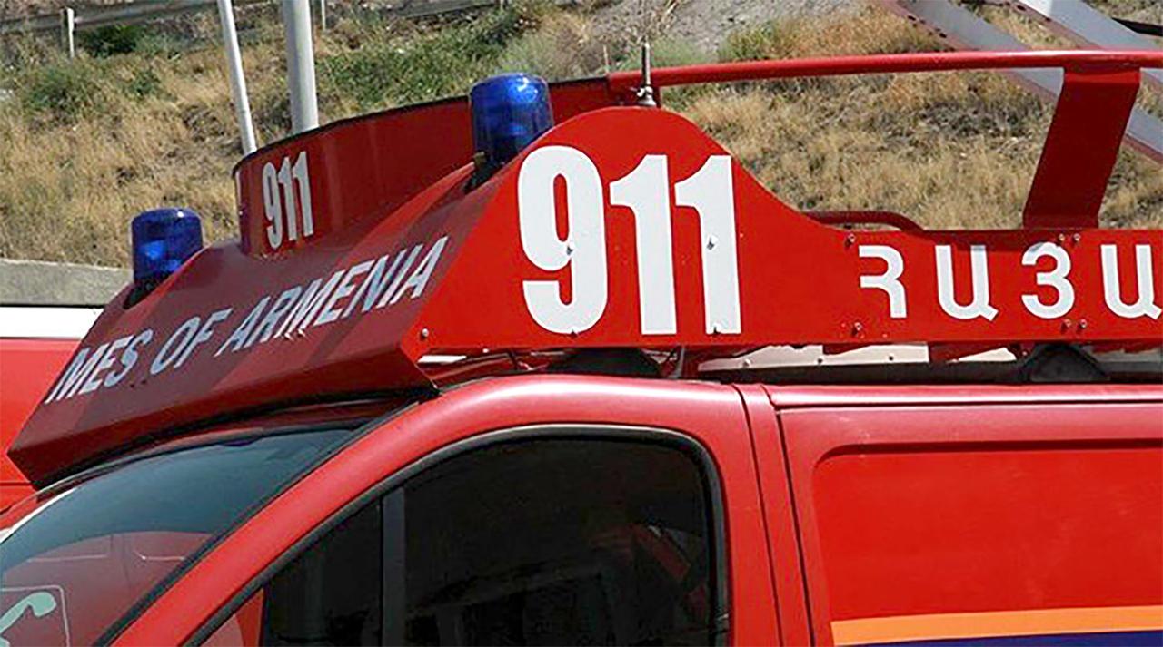 Армения поможет Грузии тушить пожар