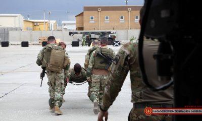 В Афганистане погиб грузинский военнослужащий