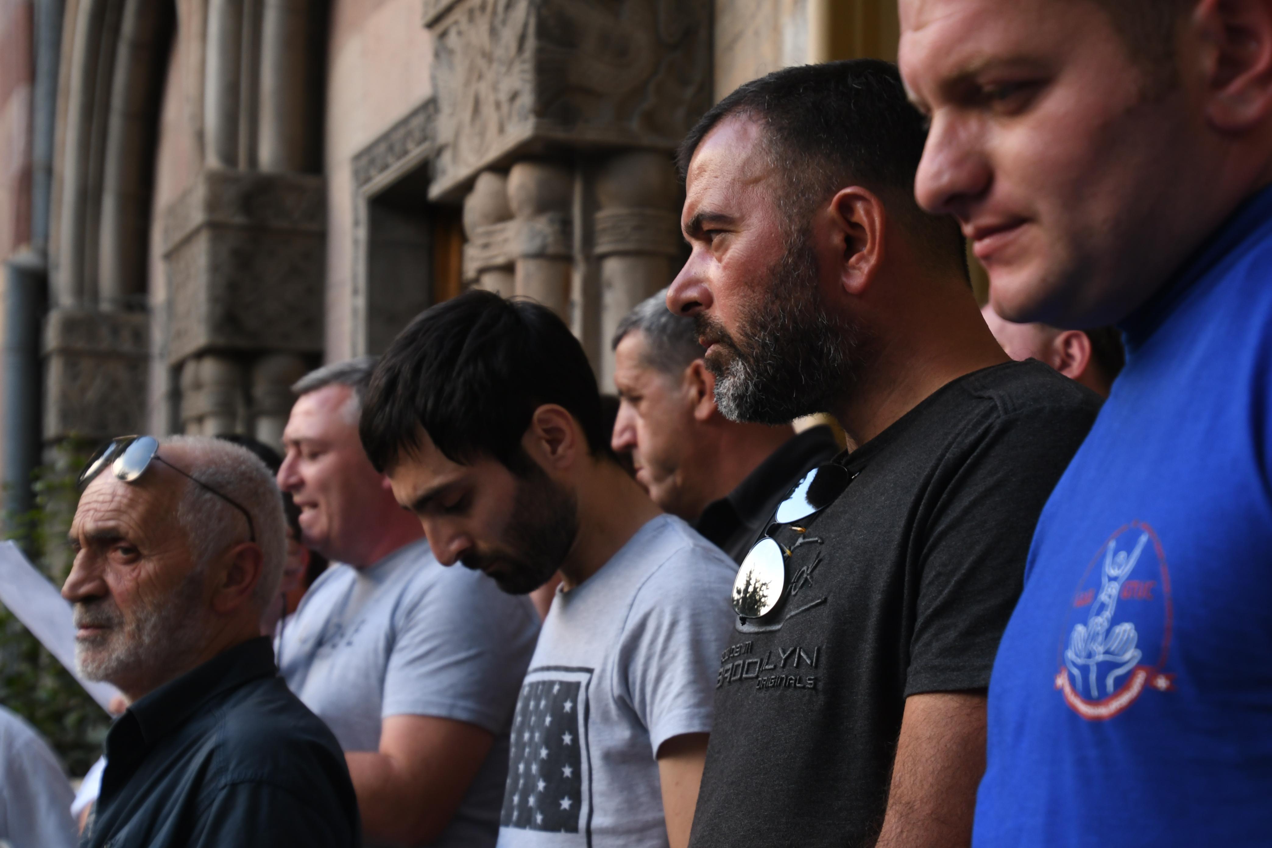 18 дней протеста железнодорожников