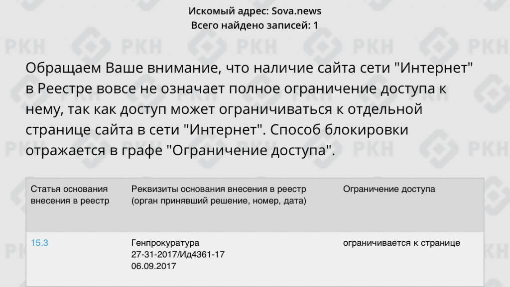 IMG 8410 #новости featured, Sova.News, Роскомнадзор, Россия, СМИ