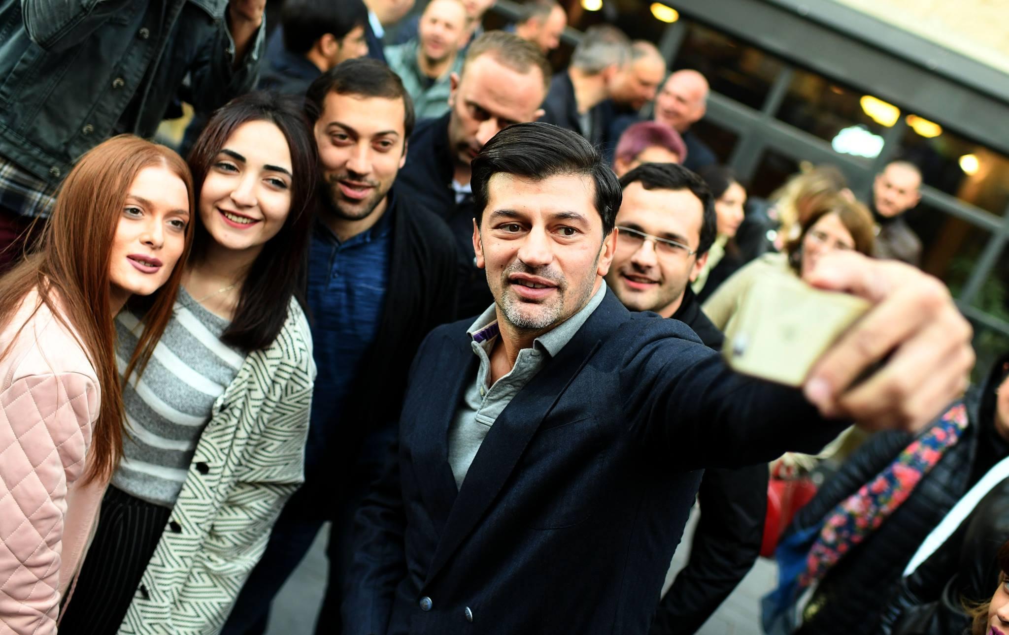 Новый мэр Тбилиси is live now