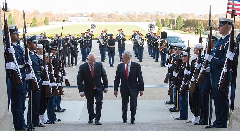 США продолжать оборонное сотрудничество с Грузией