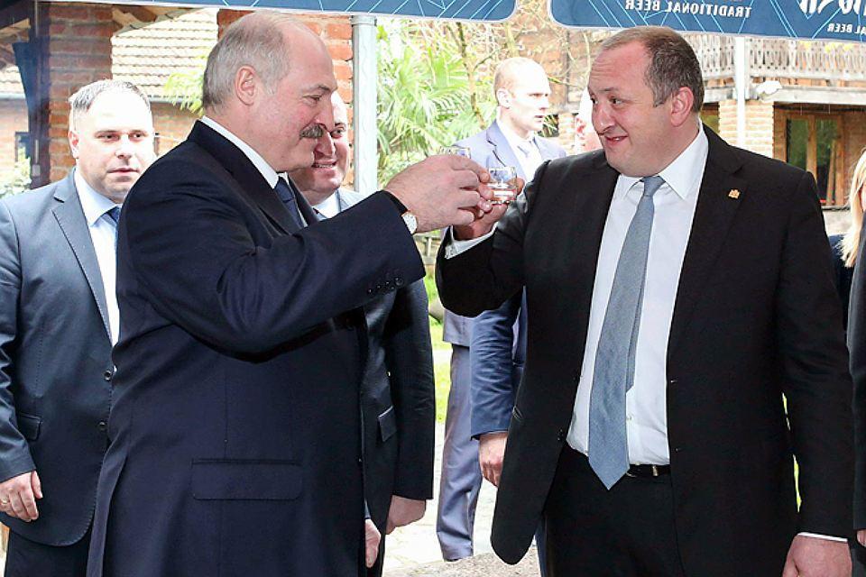 Президент Лукашенко готовится посетить Грузию