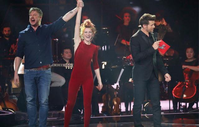 Натия Тодуа стала победительницей The Voice of Germany