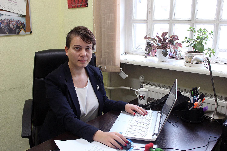 Екатерина Схиладзе, заместитель омбудсмена