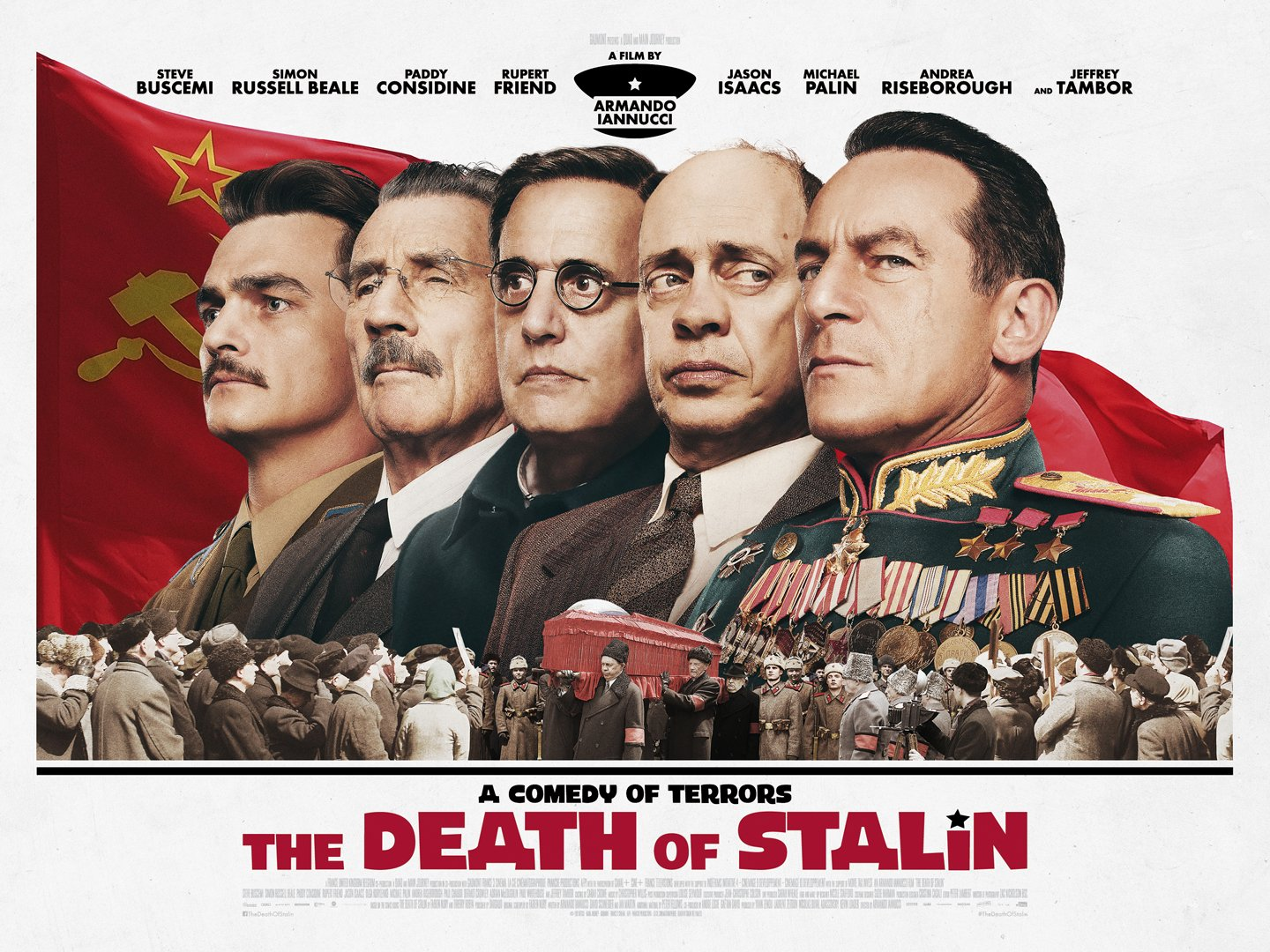 The Death of Stalin СССР СССР