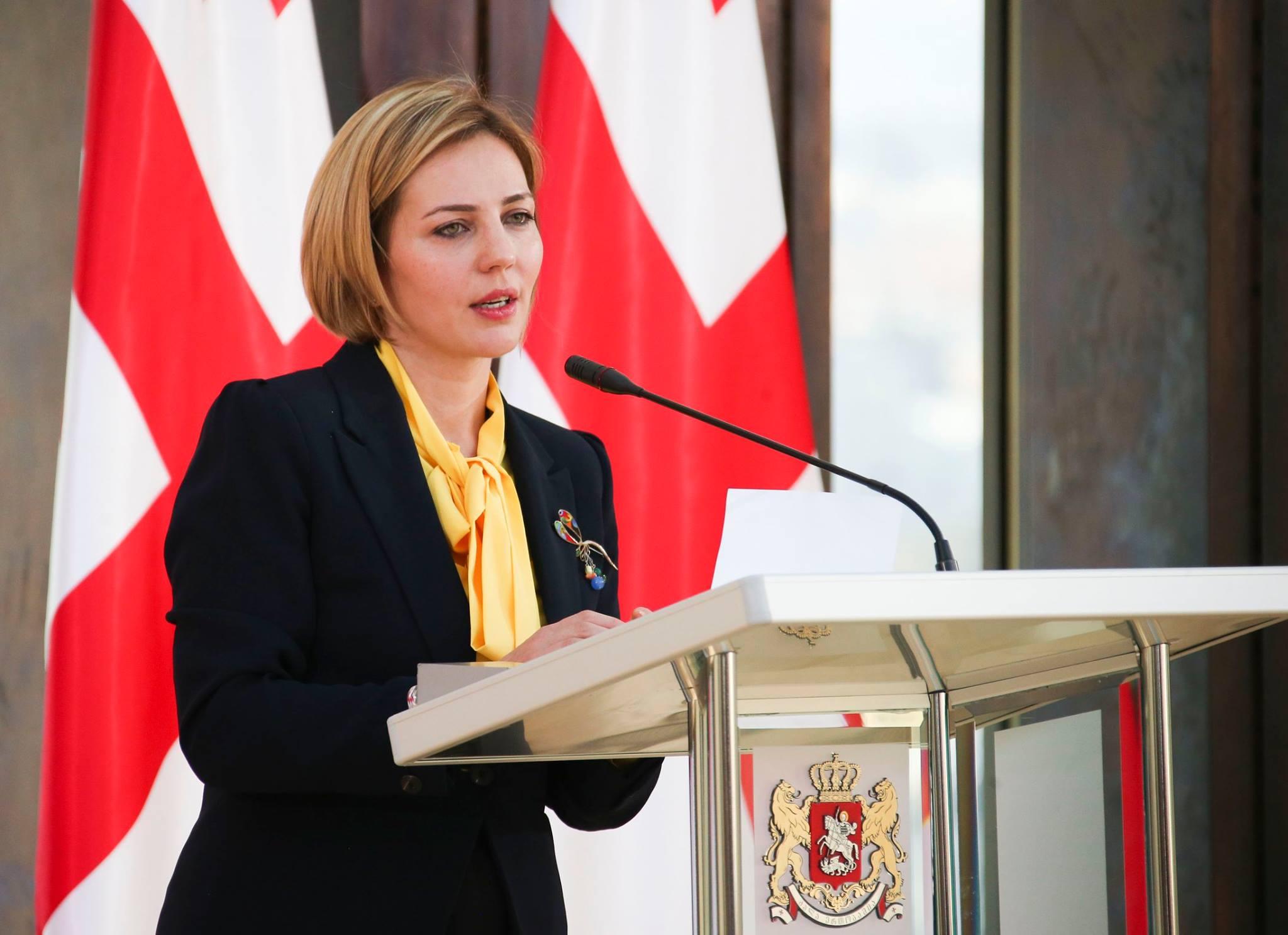 """Anna Dolidze #новости """"Для народа"""", Анна Долидзе, оппозиция, политика"""