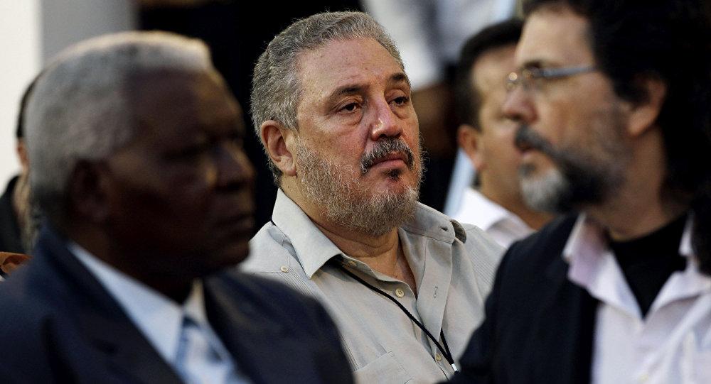 Fidel Castro D az Balart Куба Куба