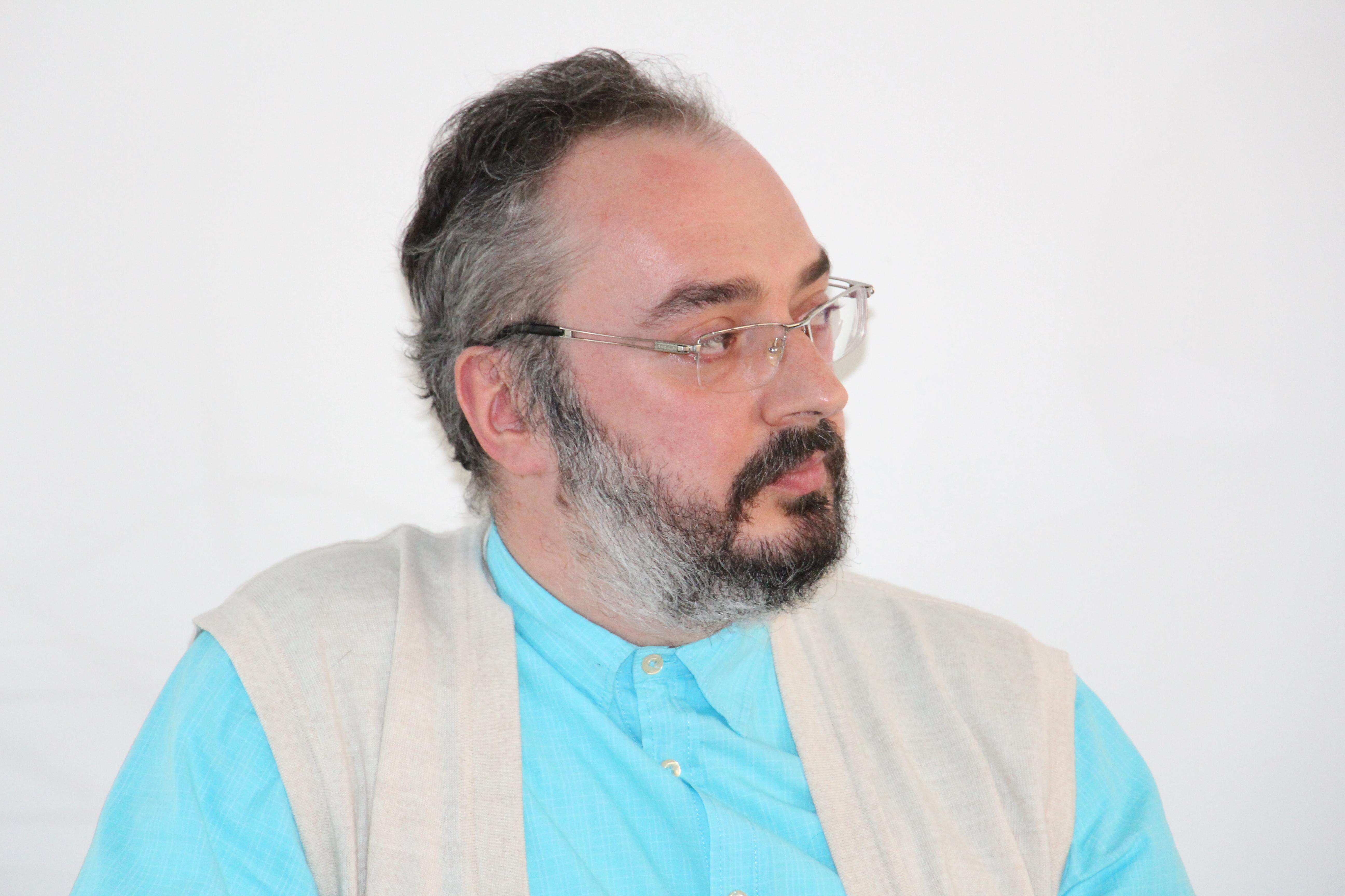 Давид Тиникашвили, теолог.