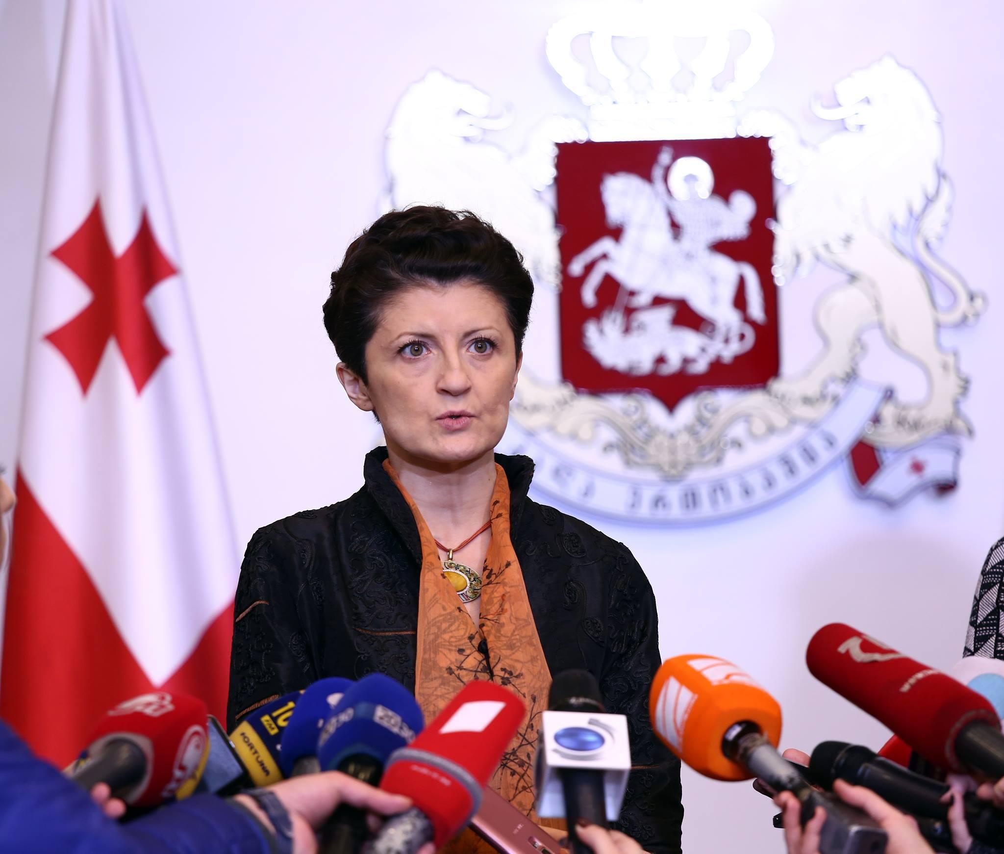 Tsulukiani 3 #новости возвращение Саакашвили, Михаил Саакашвили, Тея Цулукиани
