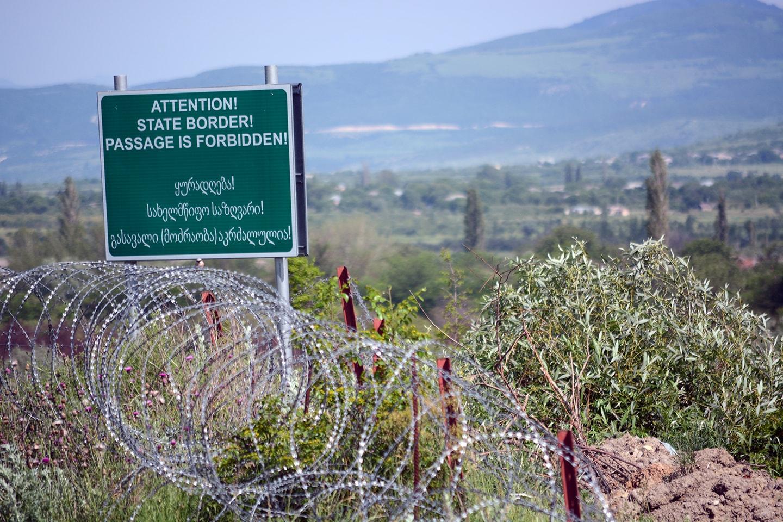 Border 3 линия оккупации линия оккупации