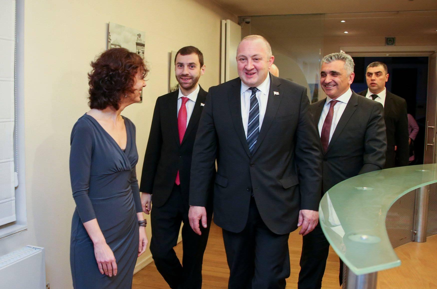 Georgia EU 1 #новости брюссель, Георгий Маргвелашвили, Грузия, евросоюз, ес