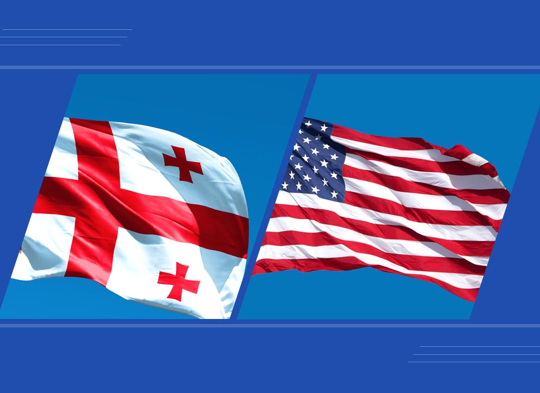 Georgia USA #новости Вашингтон, Грузия, задержание Ники Мелия, кризис Мечты, посольство США