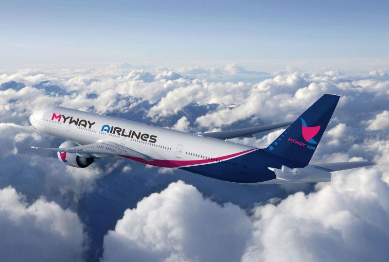 MyWay #новости Georgian Airways, MyWay Airlines, авиация, Грузия, тбилиси, Тбилисский аэропорт