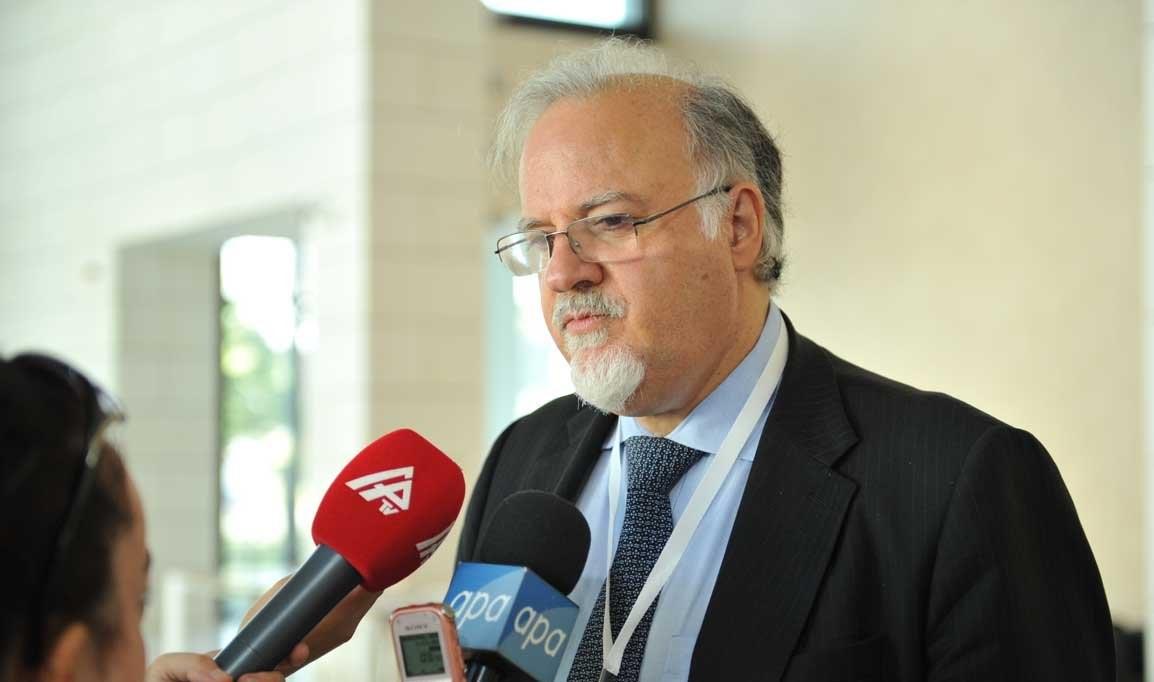 Pascal Meunier посол посол
