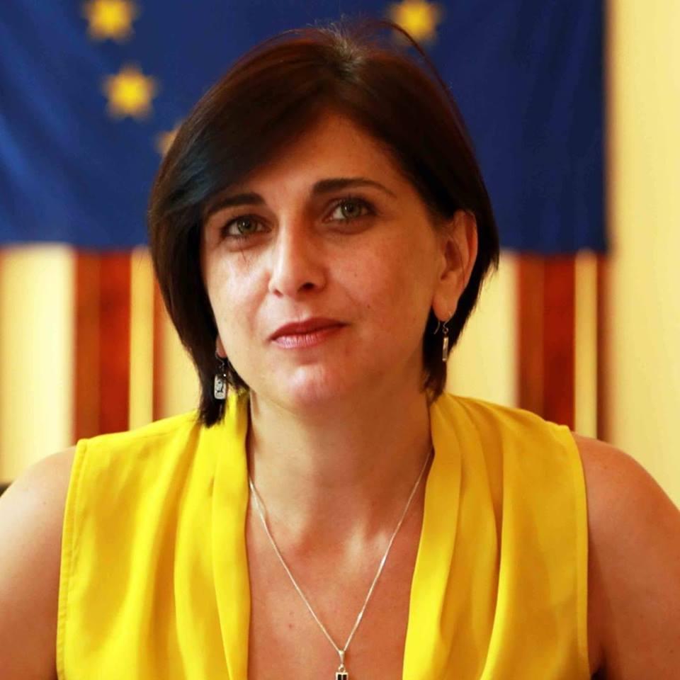Tamar Kordzaia 1 #новости Грузинская мечта, Единое национальное движение-Сила в единстве, конституционный суд, парламент Грузии, тамар кордзая
