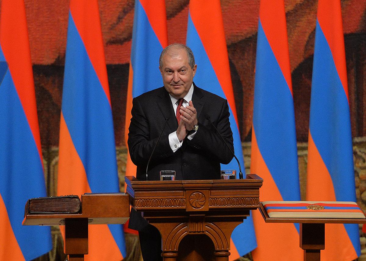 Armen Sarkisyan 1 Грузия-Армения Грузия-Армения