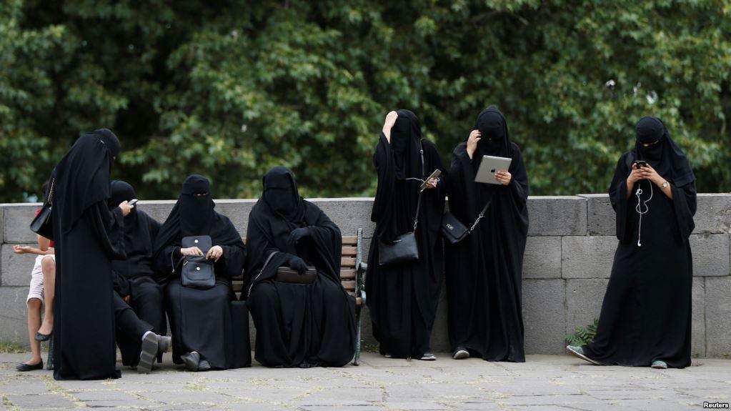 Туристы-мусульмане. Фото: Reuters