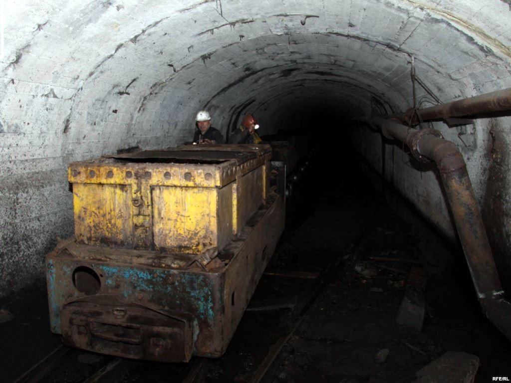 Tkibuli шахта шахта
