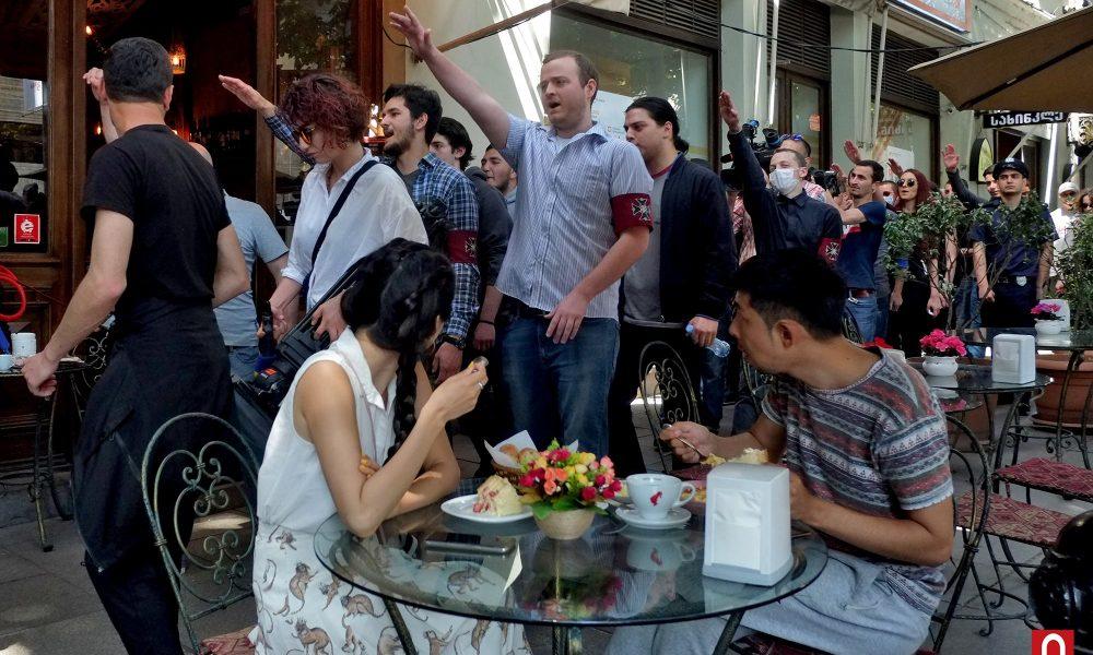 Transparency International: Российские корни грузинского неонацизма