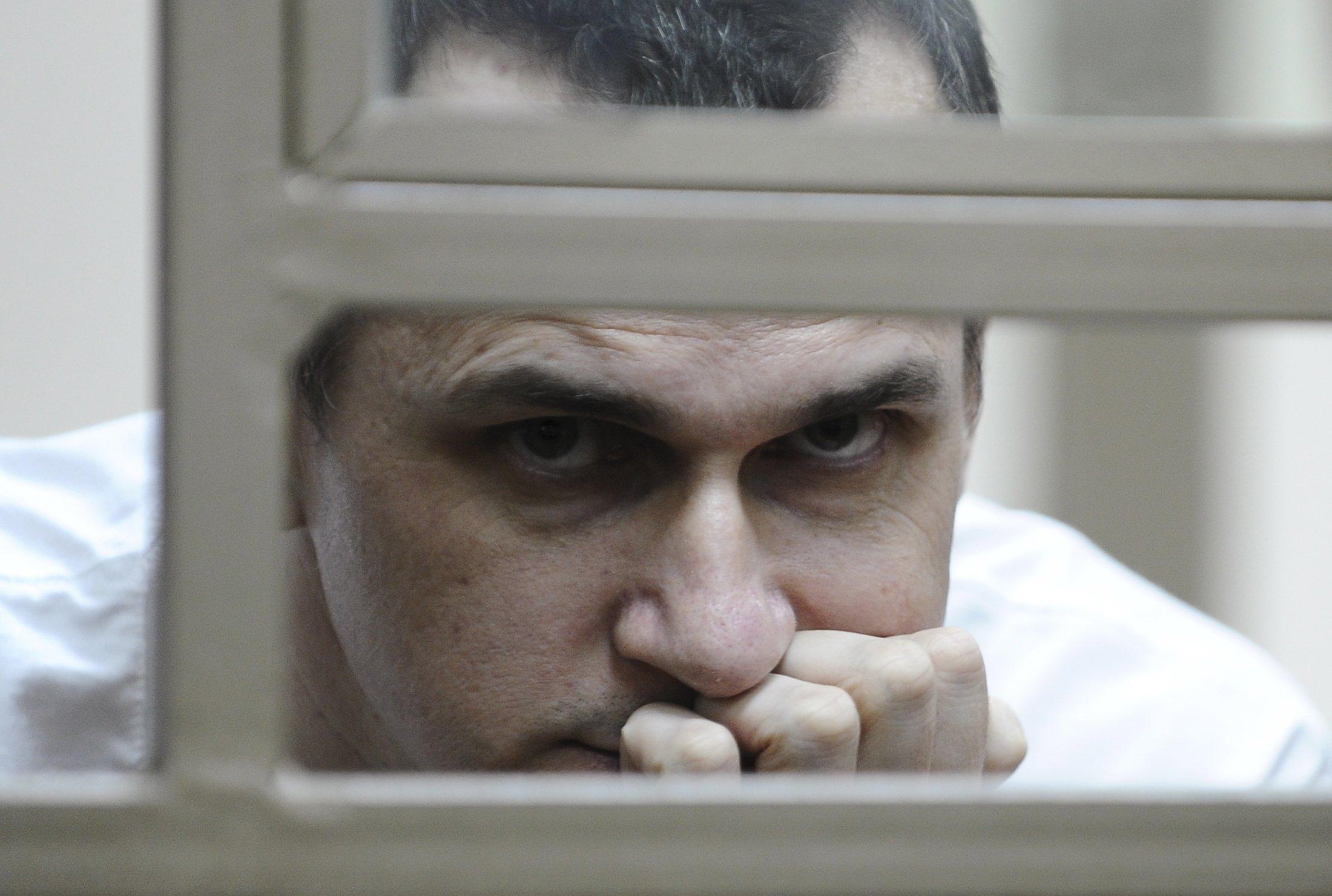 Oleg Sentsov Крым Крым